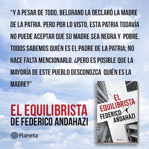 RT @andahazi: EL EQUILIBRISTA, momentos para compartir #ElEquilibrista https://t.co/cUWwCrDW3M