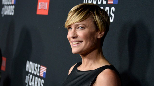 Robin Wright: 'Trump has stolen all of our ideas' for House of Cards https://t.co/d7sP4CUSqN https://t.co/yoPwaGZ20J