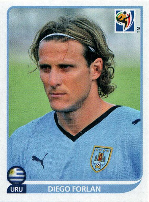 Happy Birthday to Diego FORLAN