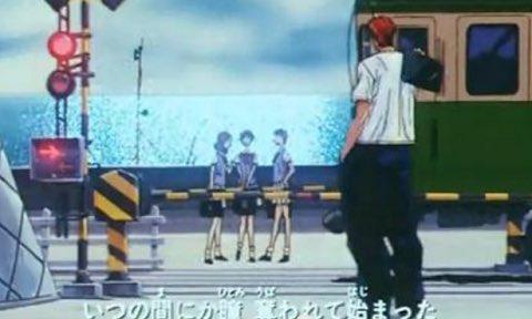 江ノ電の有名スポットがみれるアニメ・スラムダンク・ハナヤマタ・三者三葉・ひなこのーと  ←New他にはTARI TARI