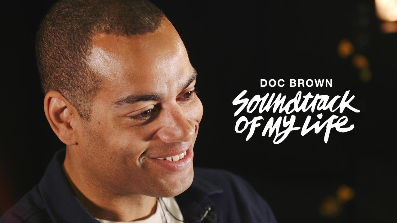 #SoundtrackOfMyLife: @DocBrown88 talks about the songs that made him who he is today https://t.co/VNkIhkd6cV https://t.co/DKTtMQjC4F