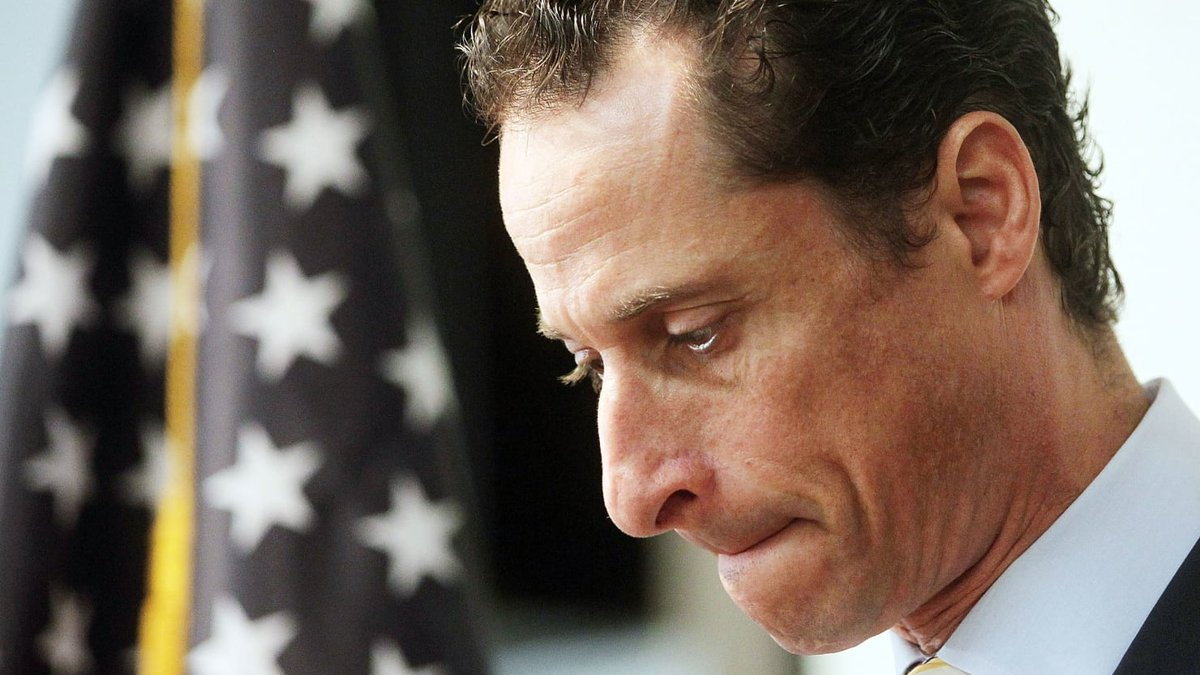 This entire world is worse off because of Anthony Weiner. No apology can ever change that.