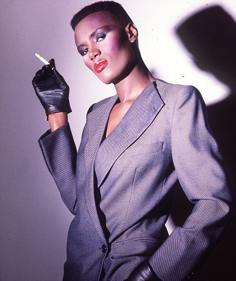 Happy birthday Grace Jones