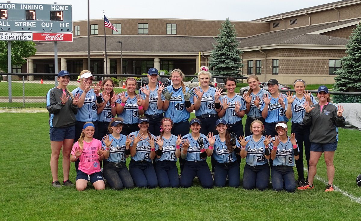 test Twitter Media - Louisville Lady Leopards 2017 NBC Softball Champions! #Dynasty #9Peat https://t.co/0dKRsf26rV