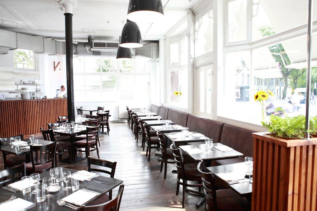 The Gate London's Best Vegetarian Fry-Ups