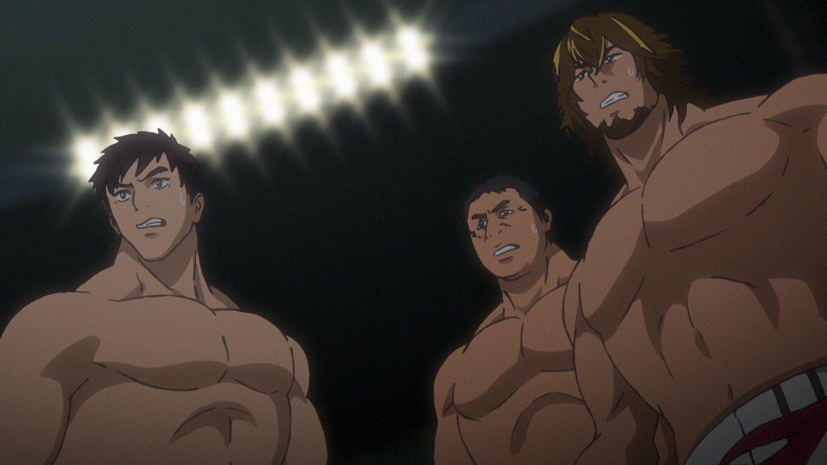 一方の新日本プロレスは、若松、永田、棚橋の3人でミラクルズに立ち向かう!ミラクル1、ミラクル2、マイクという手強い相手に