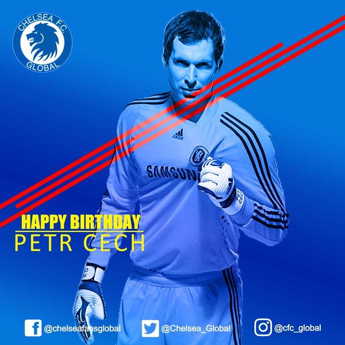 Happy 35th Birthday Petr !