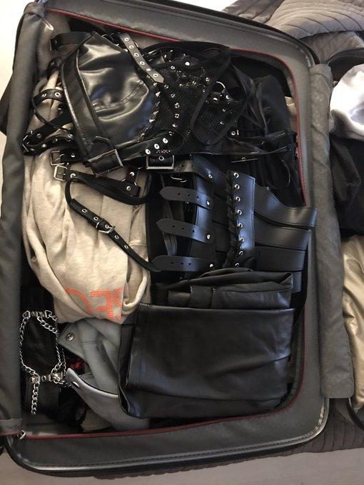 My suitcase lol https://t.co/dnve8PdbT6