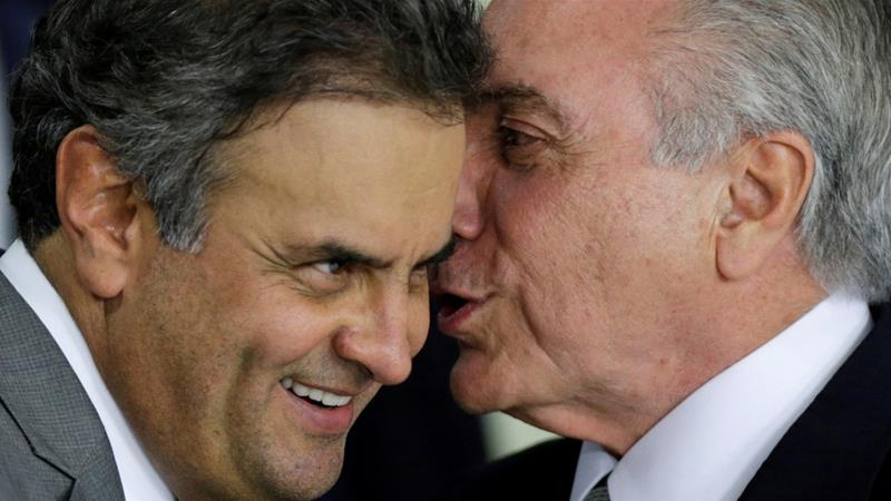Opinion: What next for Brazil's decaying kleptocracy?