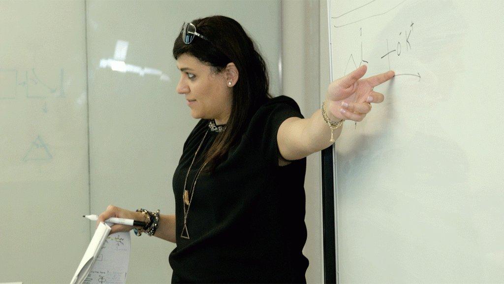 WOMEN IN SCIENCE - Lebanese prodigy Niveen Khabshab revolutionises cancer treatment