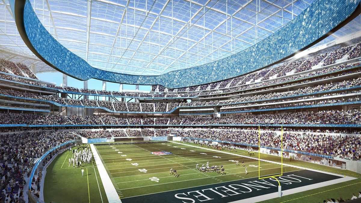 How to handle Super Bowl in Los Angeles could be among topics at NFL meetings