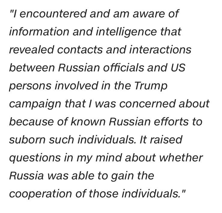 This Brennan quote will surely haunt the White House