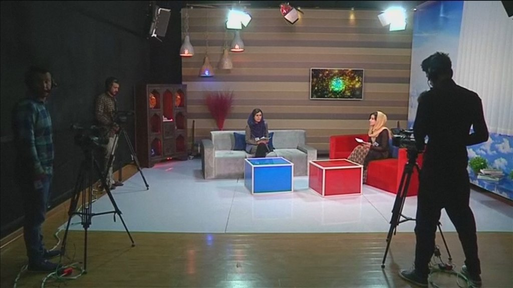 ACCESS ASIA - Afghanistan's new TV channel by and for women