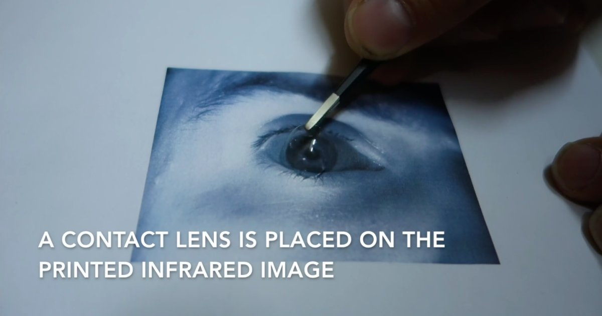 The Galaxy S8 iris scanner can be hacked with aging tech