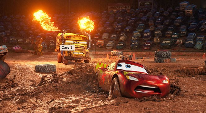 A reception for Disney's Cars 3 has been cancelled following the Manchester Arena attack:
