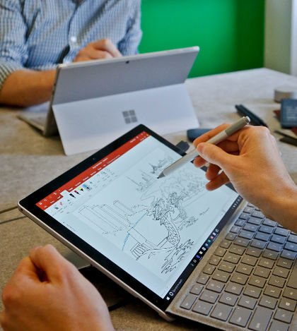 Battery boast, better viewing angles for refreshed Microsoft Surface