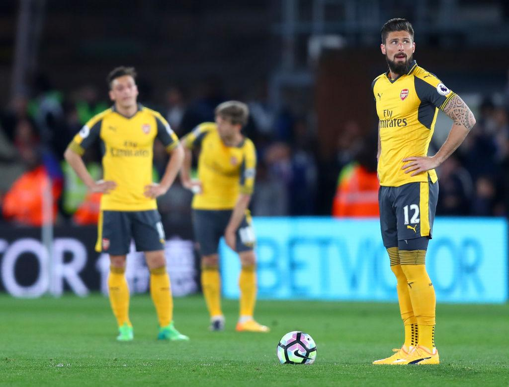 Five games that cost Arsenal Champions League football