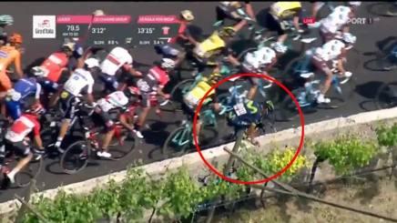 Giro, Quintana che combini?