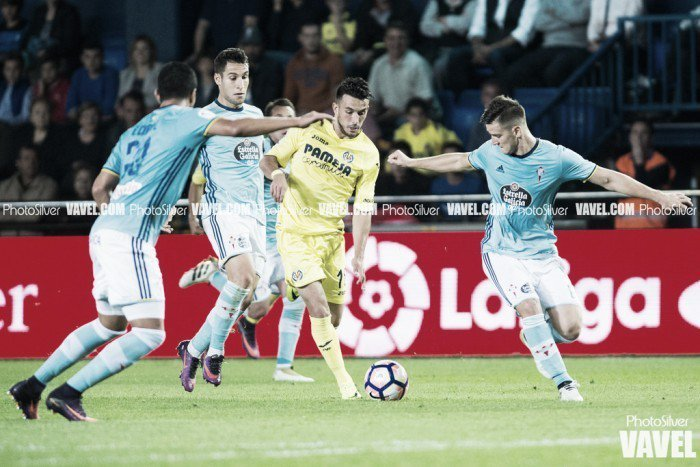 ⚽️ #Villarreal Nicola Sansone pone fin a su sequía goleadora https://t.co/srP2sThxJY https://t.co/7eBOF0KCci