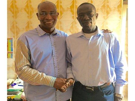 Guinée: que préparent Bah Oury et Aboubacar Soumah?