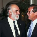 Sean Connery will miss 'jokes and laughter' he shared with fellow Bond star Roger Moore