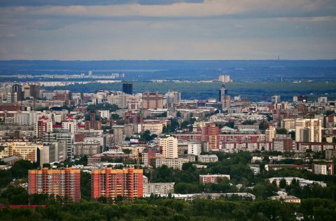 #Новосибирск