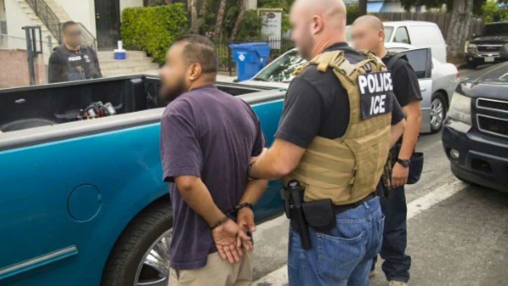 Nearly 200 arrested in California in new immigration raids