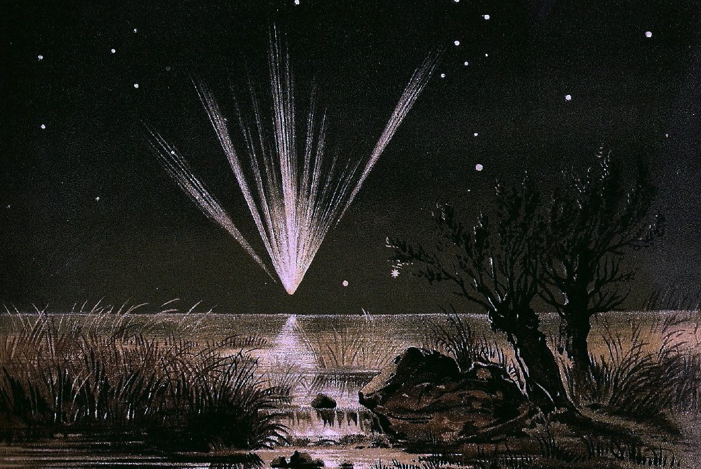 test Twitter Media - Craik and her friends the Lovells saw the Great Comet of 1861 (C/1861 J1) from Hampstead Heath on June 30th. https://t.co/USX0i5yQuR https://t.co/65j2cZi8ig
