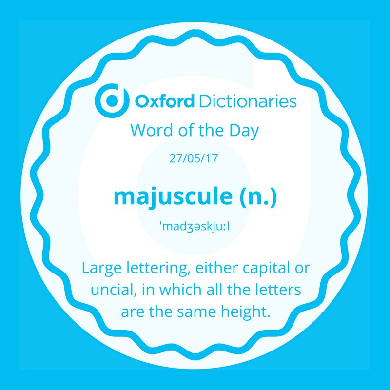 test Twitter Media - Word of the Day: majuscule  https://t.co/IvqeEEqwIJ https://t.co/I8b0fWrvXQ