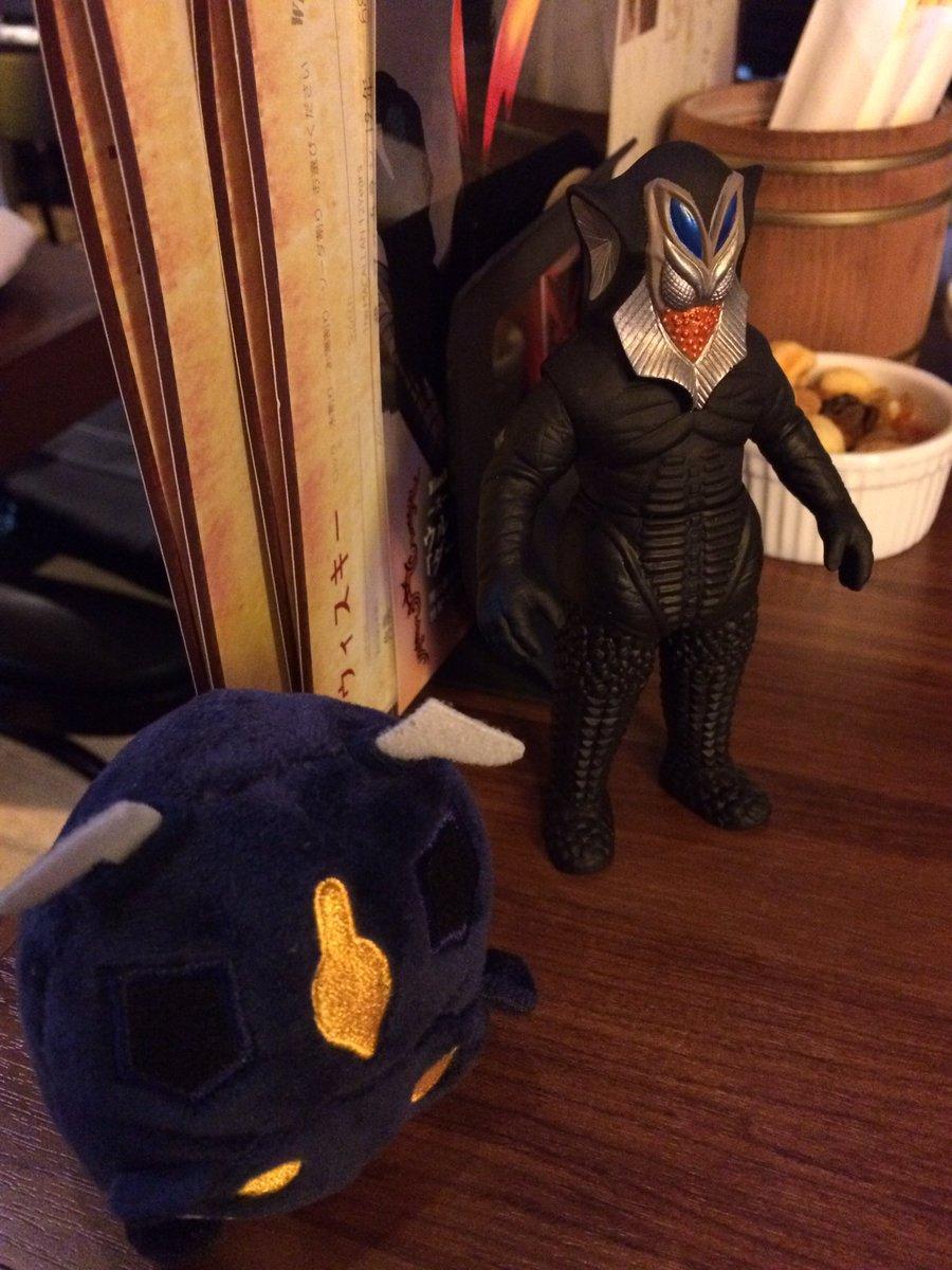 2品目を待つ事に#怪獣酒場#新橋蒸留場