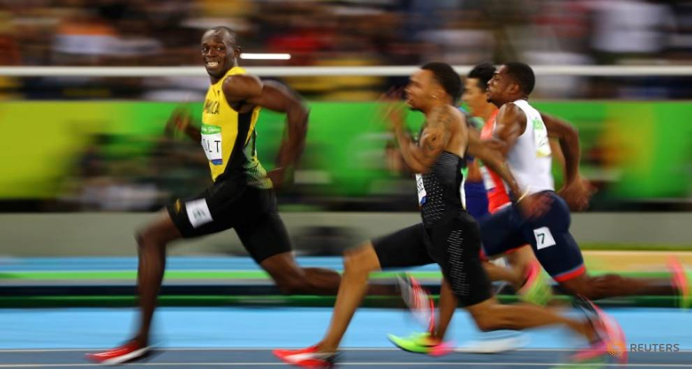 Bolt will miss the crowds as he considers helping others
