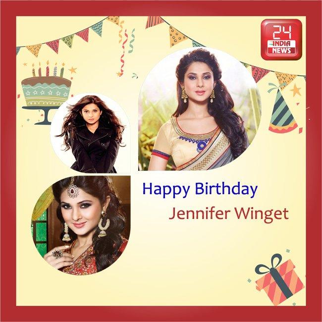 Happy Birthday to Beyhadh Actress Jennifer Winget -