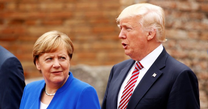 test Twitter Media - Angela Merkel stopped relying on President Trump only after failing to reason with him https://t.co/G2RcqU8vOw https://t.co/oez5SYdUSF