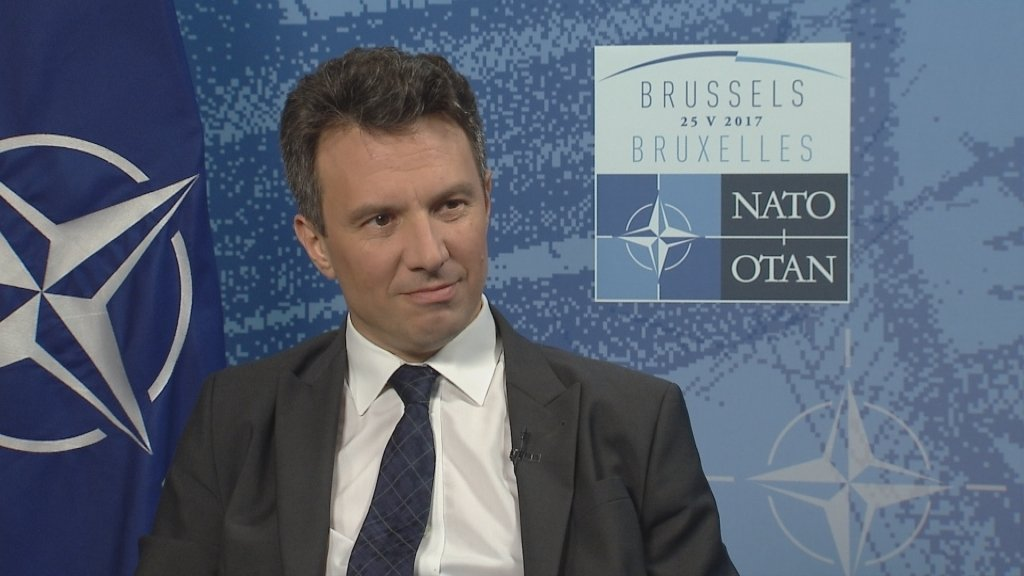TALKING EUROPE - Anti-IS group coalition: 'Now NATO has a permanent seat at the table'