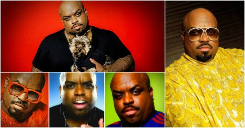 Happy Birthday to CeeLo Green (born May 30, 1974)
