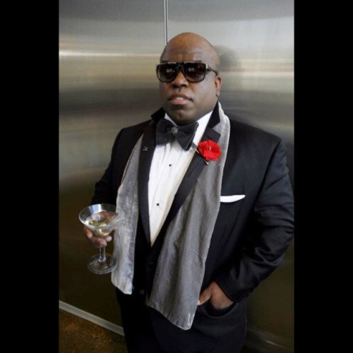 The Real Mick Rock Happy, happy birthday to the very dapper CeeLo Green!
