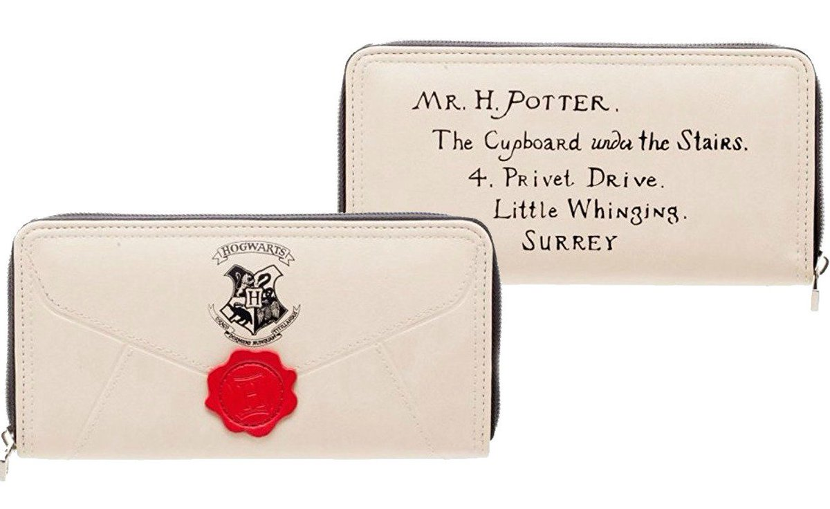 The Harry Potter purse that'll make up for the Hogwarts letter you never received...
