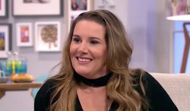 Hang on - X-Factor's Sam Bailey is best pals with Danny