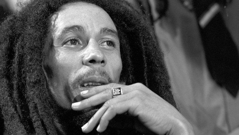 Hollywood Docket: Bob Marley coffee, Kardashian beauty and Spotify's settlement