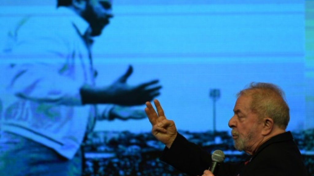 Brazil's Lula says leftists will return to power