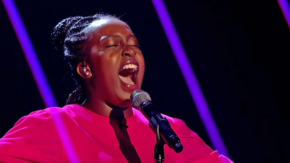 is one of the best singers has ever seen according to simon watch