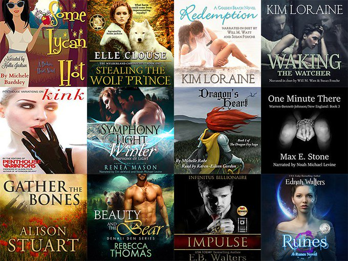 ENTER THE #AUDIODELIGHT #GIVEAWAY #asmsg