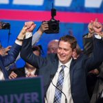 Conservative MPs rally around Andrew Scheer amid leadership vote questions