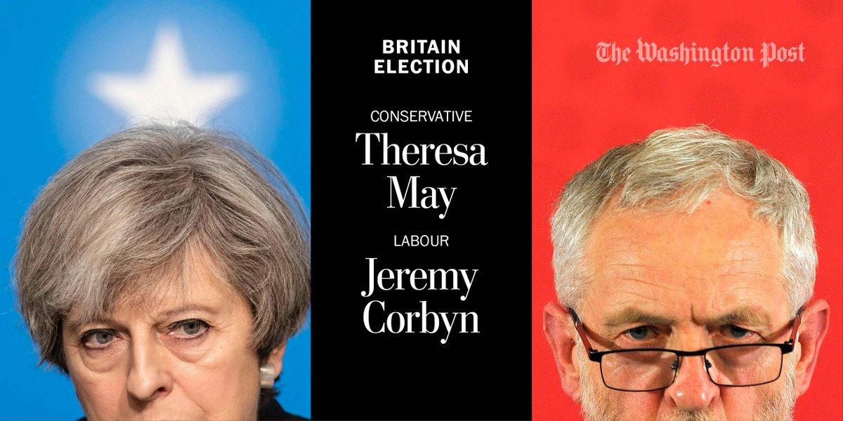 Britain begins voting with terrorism, Brexit in mind