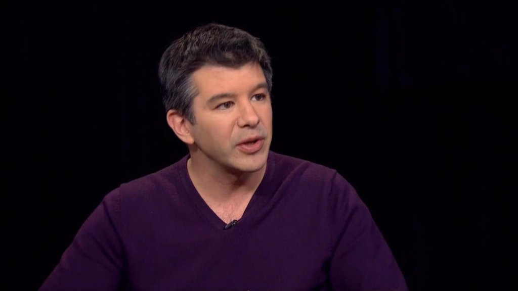 BUSINESS DAILY - Uber CEO Kalanick resigns from company