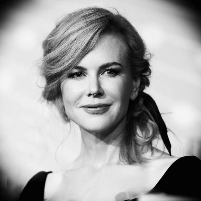 Nicole Kidman is 50 now. Happy Birthday