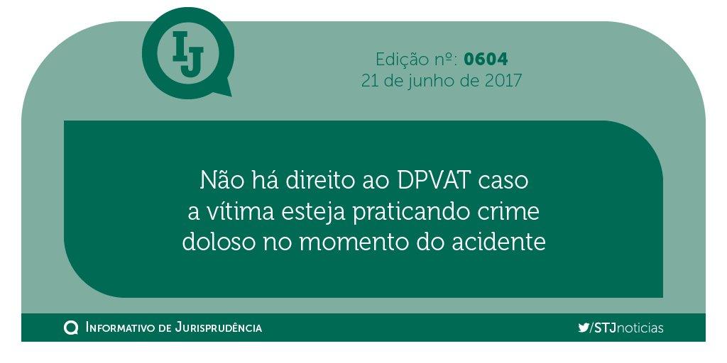 Confira a edição nº 604 do #InformativoDeJurisprudência. Acesse o periódico na íntegra