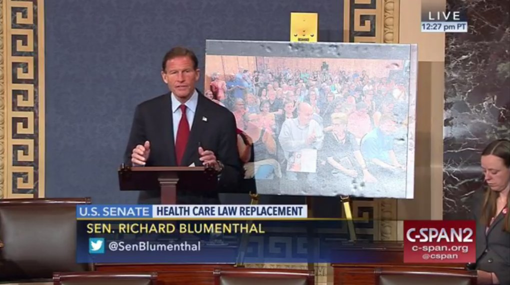 Blumenthal, Murphy To Hold 'Emergency Hearing' On Health Care In New Haven