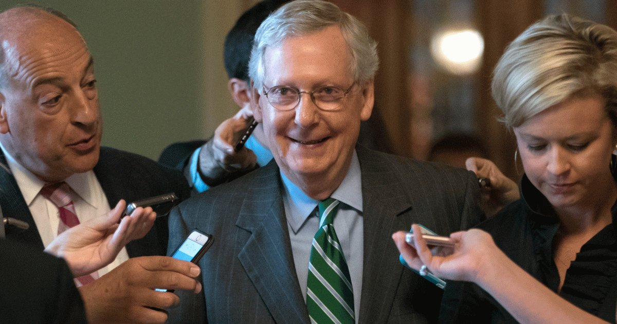 Here's How the Senate Health Bill Will Make the Opioid Crisis Even More Devastating