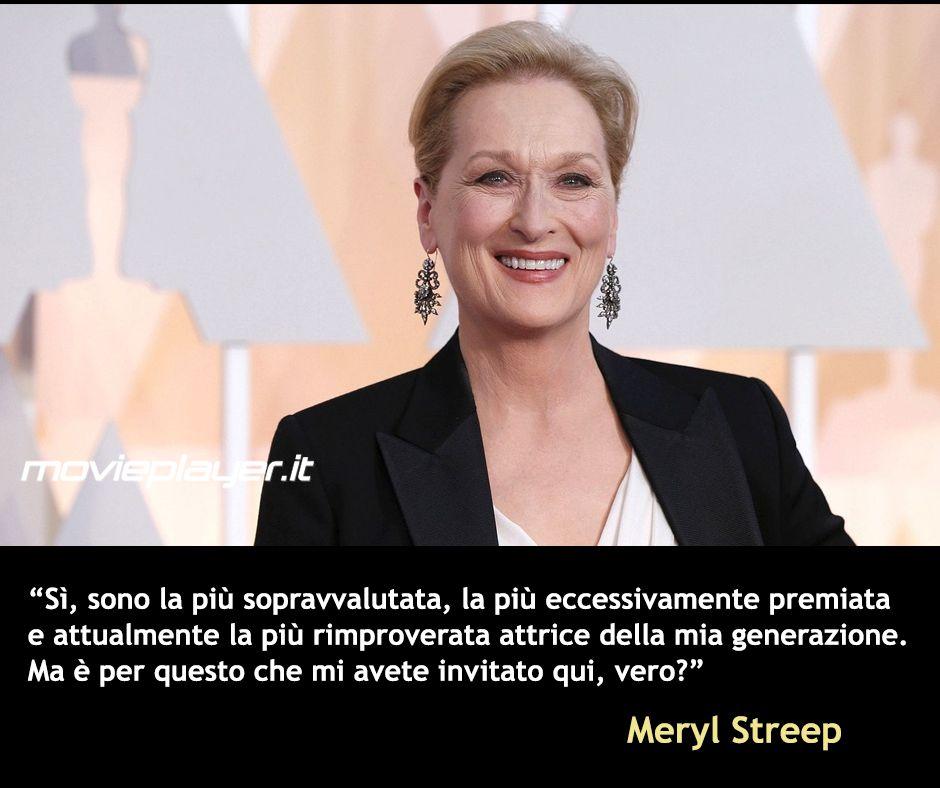 #MerylStreep